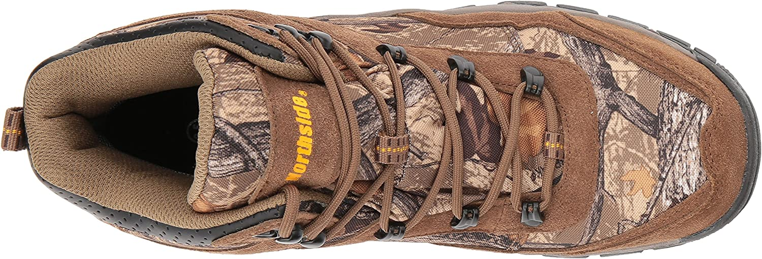 Northside Men's Dakota Waterproof Hiking Boot Tan Camo