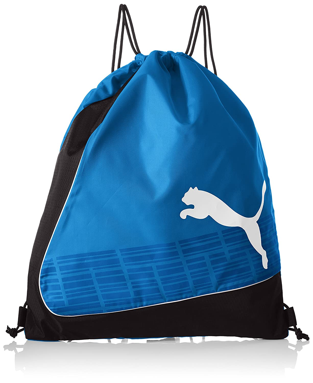 Puma Bolsa de Deporte Evopower Gym Sack Azul Team Power Blue/Black/White Talla:Talla única 073885 02