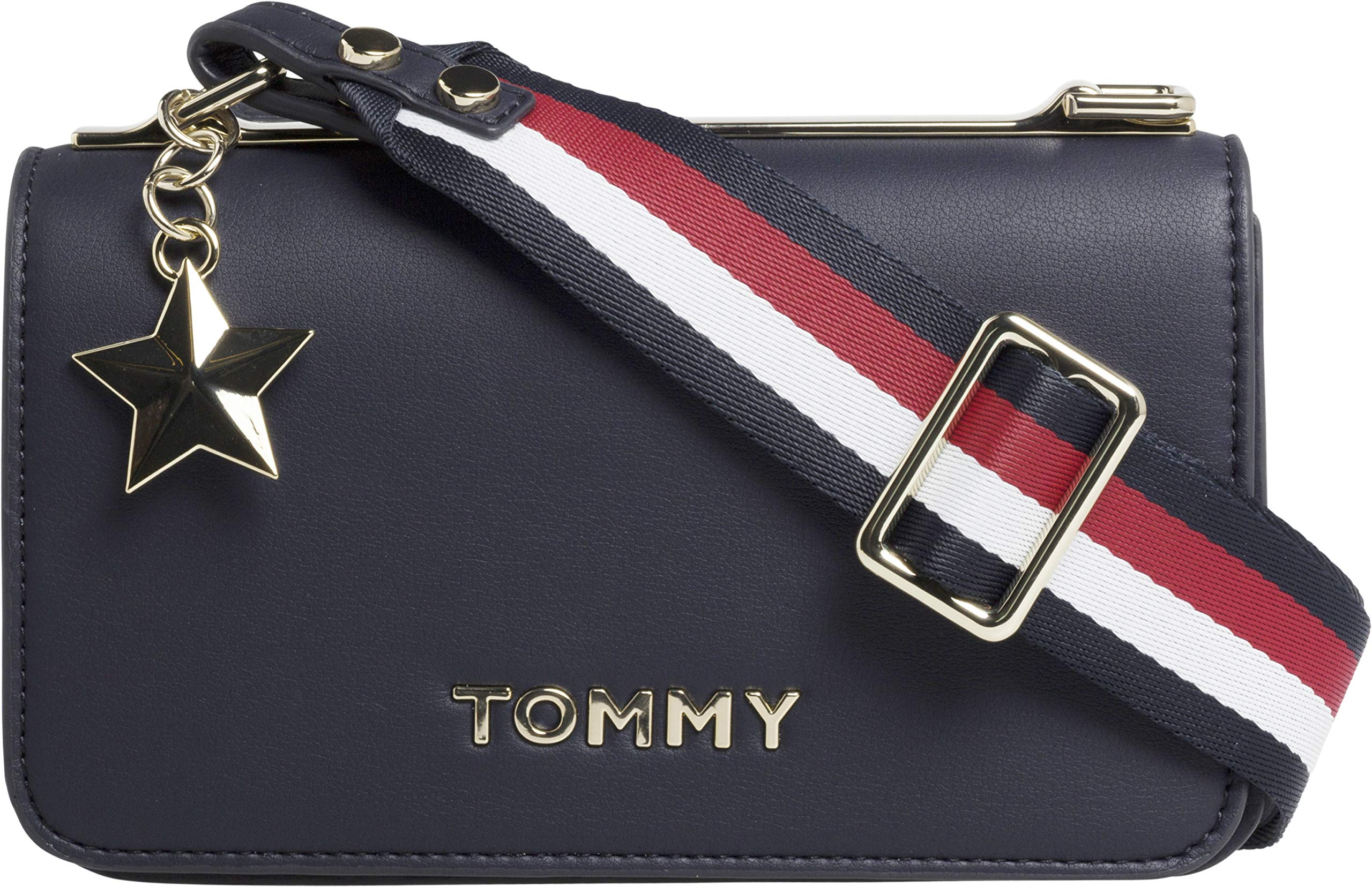 Tommy Hilfiger Tommy Statement Crossover Womens Messenger Bag One Size Corporate