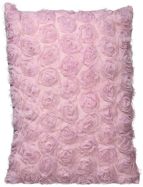 Amazon.com: Rosa Chic Floral cojín €