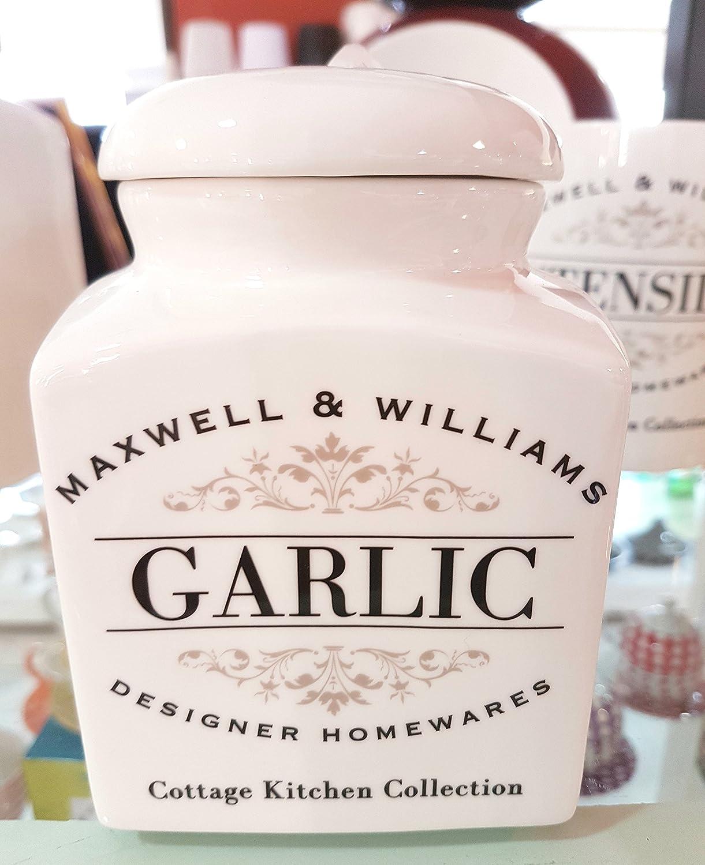 Maxwell Williams Cottage ajo botes de cocina