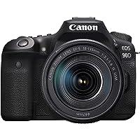Canon デジタル一眼レフカメラ EOS 90D(W)・EF-S18-135 IS USM レンズキット