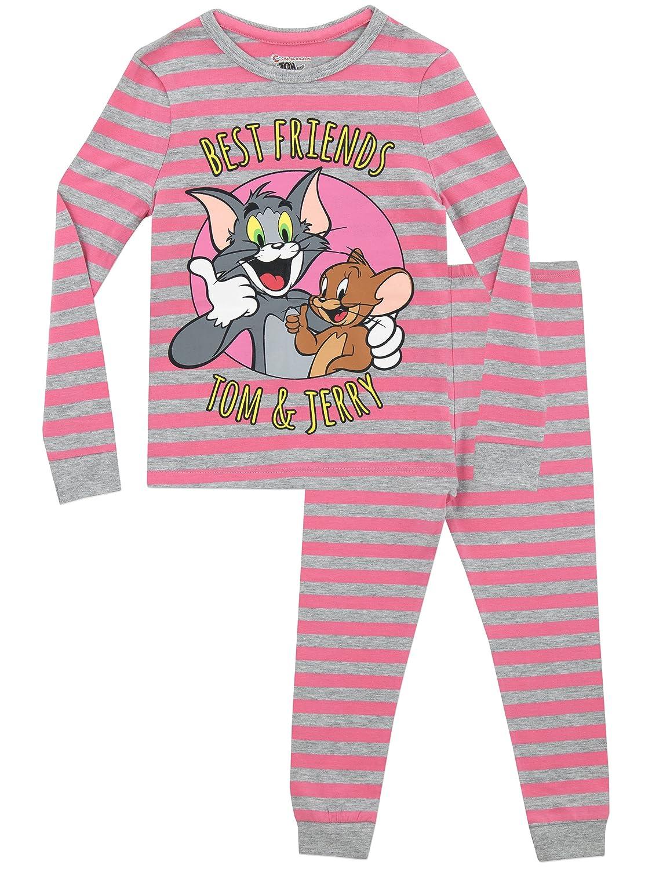 Tom And Jerry Tom & Jerry Girls Pajamas