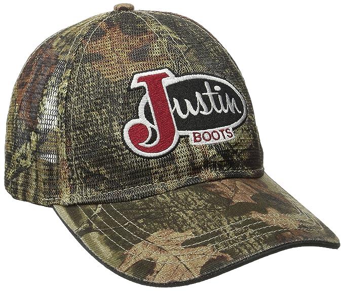 Justin Boots Gorra de Béisbol 8097a39db67