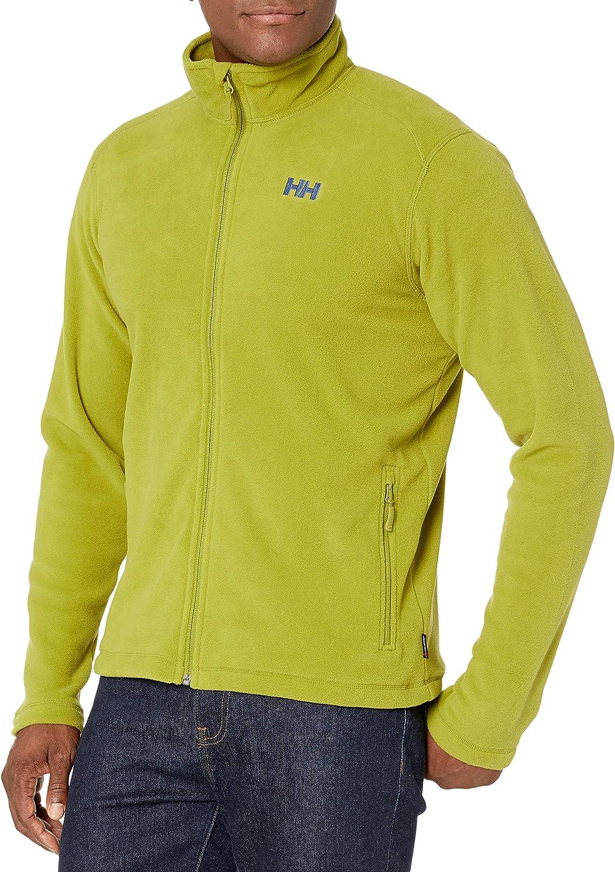 Helly-Hansen mens Daybreaker Full Zip Fleece Jacket