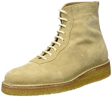 Pantofola D'ORO Damen Stadium Anfibio Desert Boots, Beige (24 Beige), 38 EU