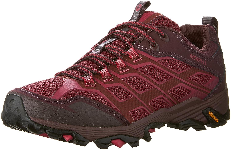 Merrell Women Moab Fst Hiking Shoe B01IFGJKJM 9 B(M) US|Beet Red
