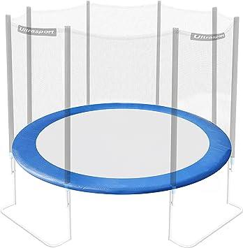 Ultrasport Cama jardín Jumper Cubierta trampolín, Protector de muelles, Borde de Espuma para Camas elásticas, Unisex, Azul, 430 cm: Amazon.es: Deportes y aire libre