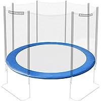 Ultrasport randafdekking voor tuintrampoline Jumper, trampoline-randbescherming, veerafdekking, trampoline…
