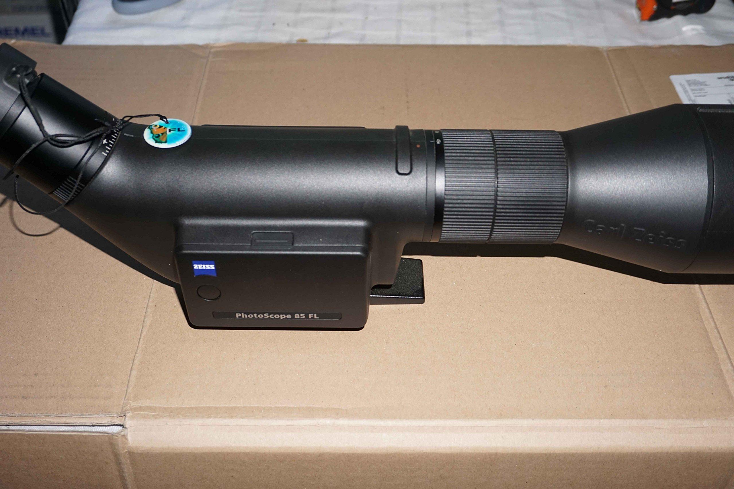 Zeiss digital spektiv victory photoscope 15 45x85mm t* fl: amazon.de