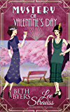 Mystery on Valentine's Day: a Ginger Gold & Violet Carlyle Mystery short story (English Edition)