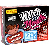 Watch Ya' Mouth NSFW (Adult) Expansion #2 Card Game Pack, for All Mouth Guard Games
