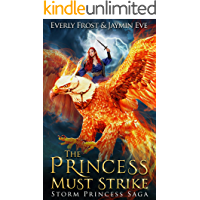 Storm Princess 2: The Princess Must Strike (English Edition)