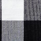 DII Buffalo Check Tabletop Collection, 40x40