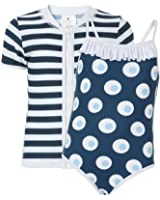 Amazon.com: Snapper Rock Little Girls' Racerback Tankini