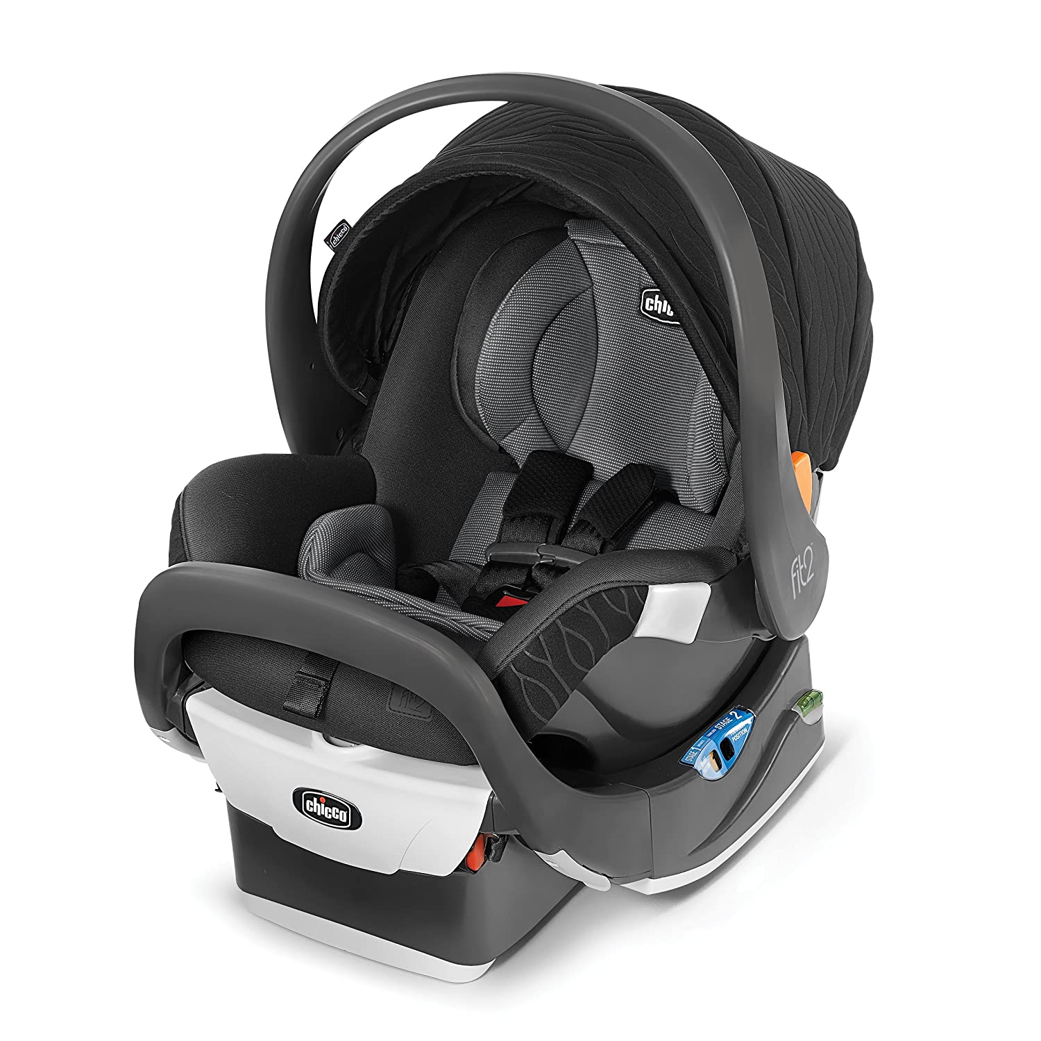 Chicco Fit2 Infant Toddler Car Seat, Legato