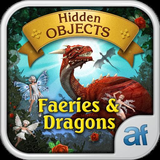 (Hidden Objects Faeries &)