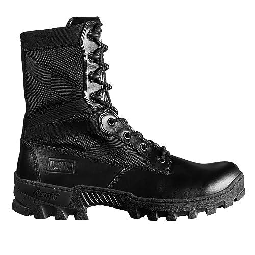 Hi-Tec Magnum Spartan XTB Black Jungle Djungle Boots Insert Black   Amazon.co.uk  Shoes   Bags e2896a785