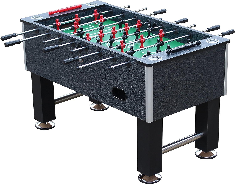 Amazon.com : Playcraft Pitch Foosball Table, CHARCOAL Pitch Foosball Table  : Sports U0026 Outdoors