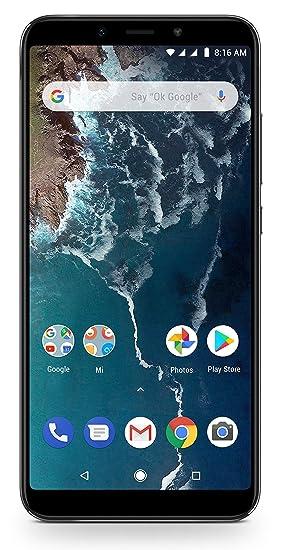 Xiaomi Mi A2 (Black, 64GB)