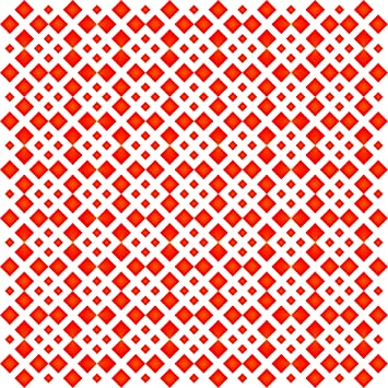 Amazon.com: Lattice Pattern Stencil - (size 6.5\