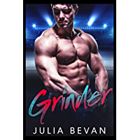 Grinder: A Bad Boy Hockey Romance (Hockey Romance Series Book 1) (English Edition)
