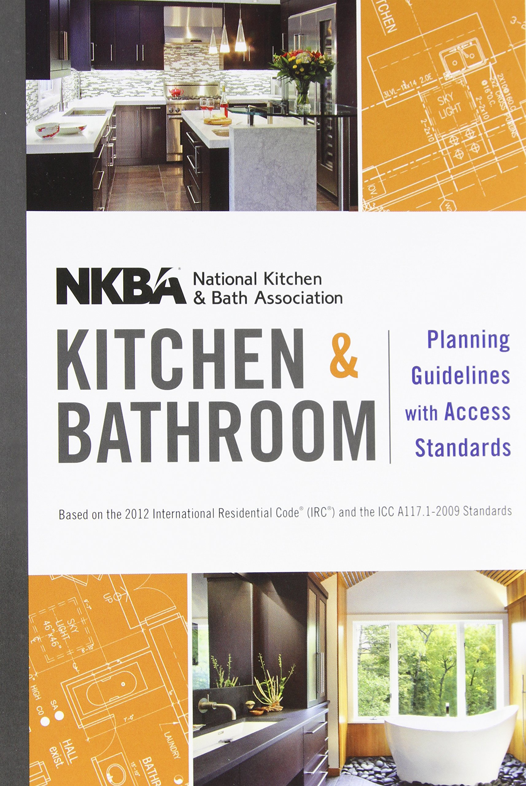NKBA Kitchen and Bathroom Planning Guidelines with Access Standards ...