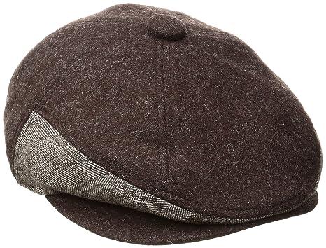 New Era Cap Men s Ek Brown Fabric Mix 7panel Driver Hat at Amazon ... 887a22fc1a73