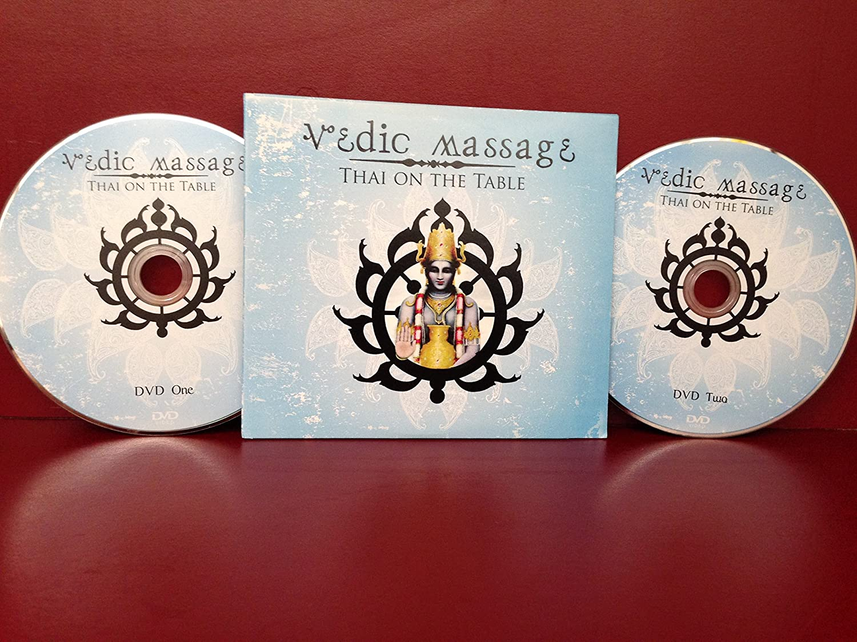 Amazon.com: Thai Yoga Massage DVD with Mukti Michael Buck ...