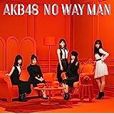 54th Single「NO WAY MAN」<TypeA> 初回限定盤