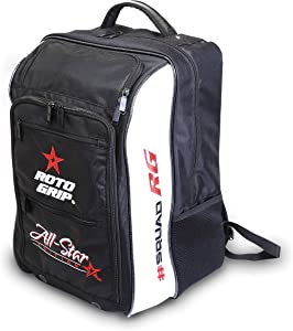 Roto Grip Bowling Products Roto Grip MVP+ Backpack, Black