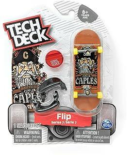 5ee9e41859afd Tech Deck FLIP Series 7 Curren Caples Pirate Fingerboard Skateboard Toy  Starter Skate Board