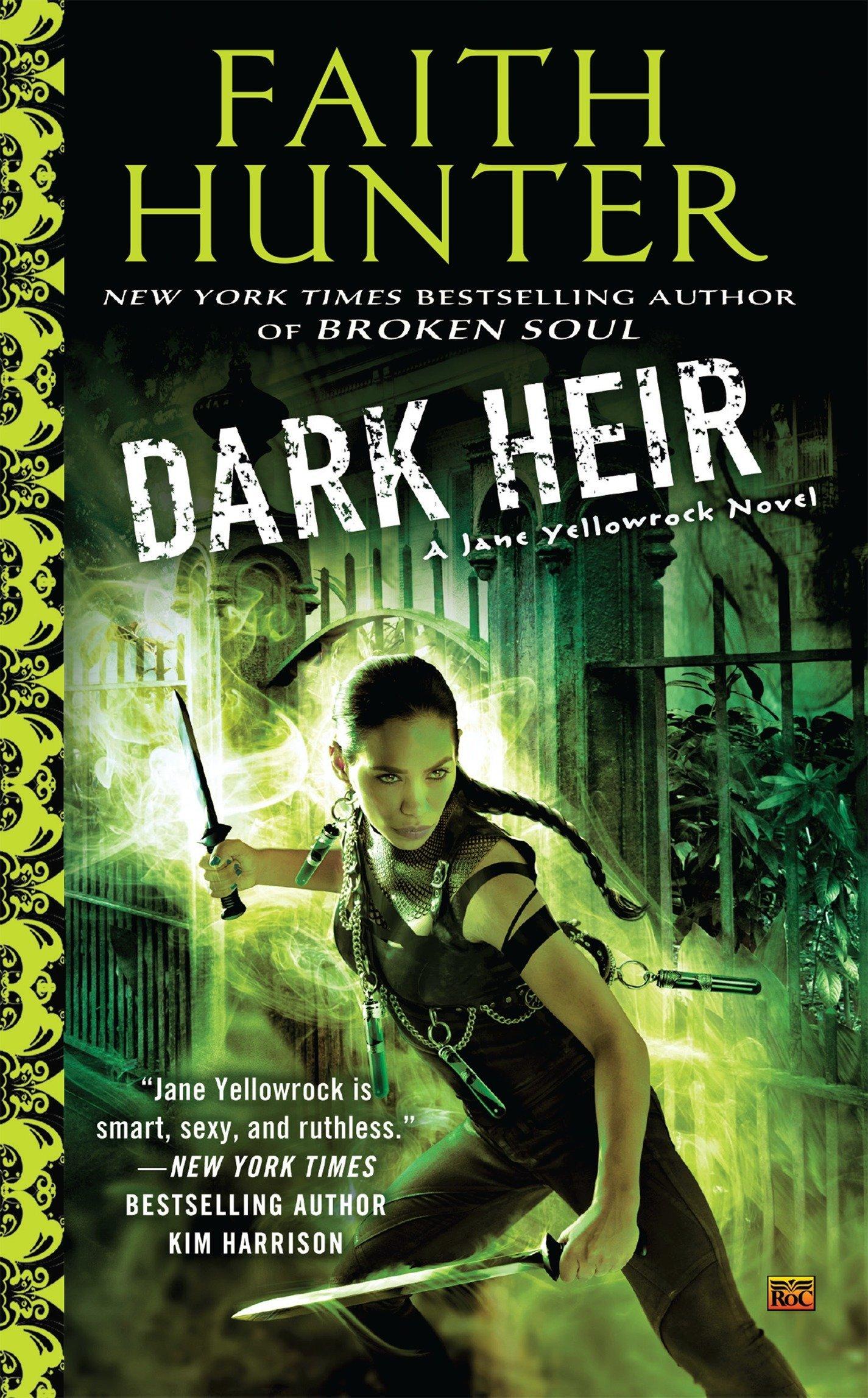 Dark Heir (Jane Yellowrock, Band 9)