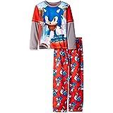Sonic Big Boys' 2pc Sleepwear Set