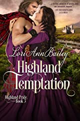 Highland Temptation (Highland Pride Book 3) Kindle Edition