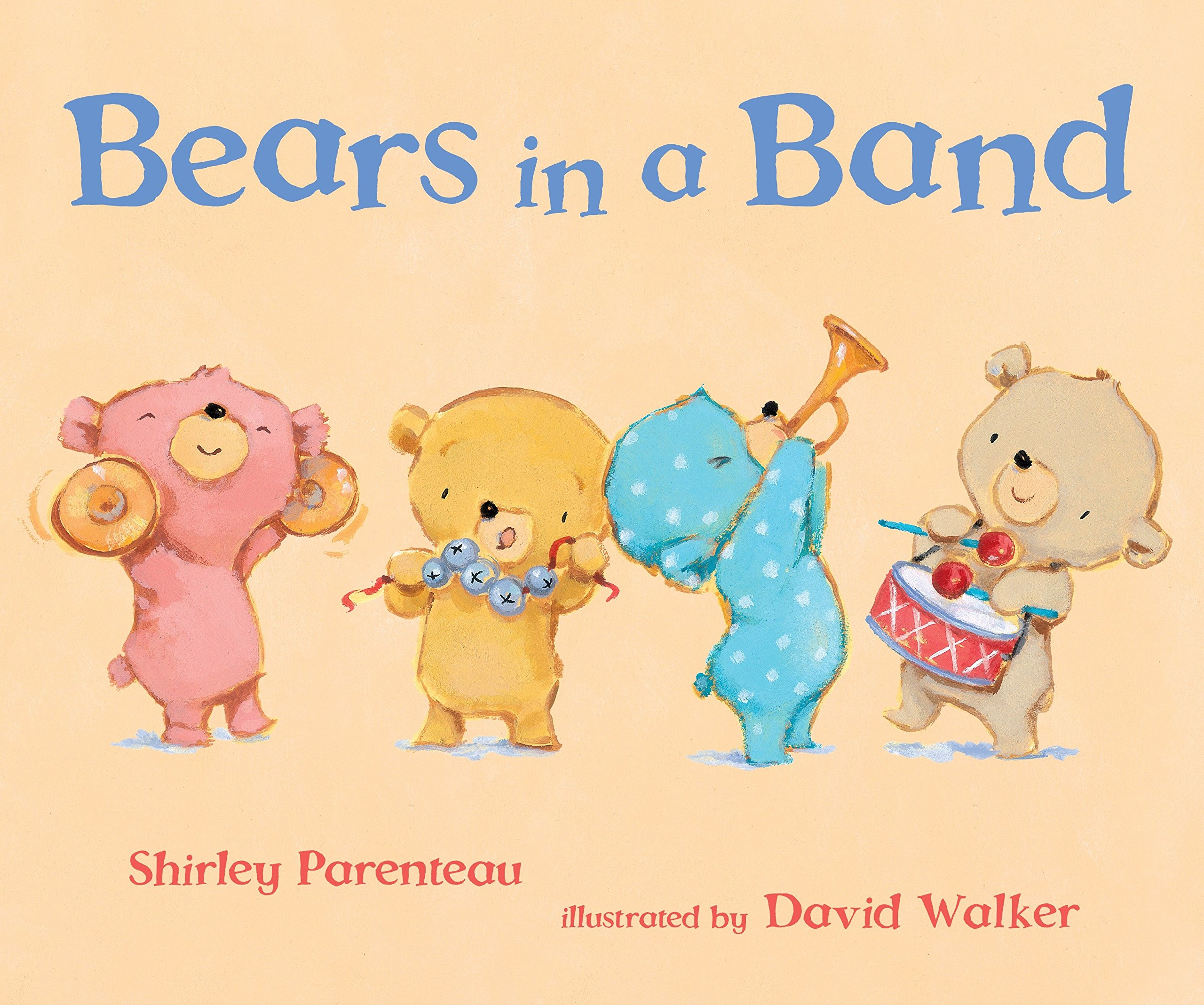 Read Online Bears in a Band (Bears on Chairs) pdf