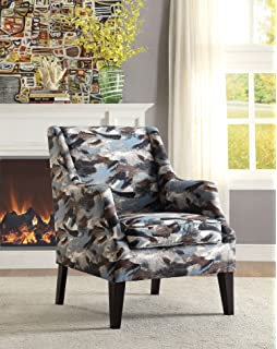 ACME Zarate Fabric Accent Chair
