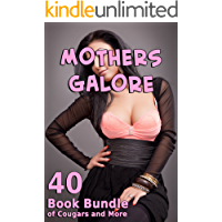 Mothers Galore! 40 Book Bundle of Cougars and More…