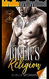 The Biker's Religion (Rough Riders MC Book 2)