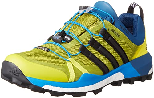 adidas Terrex Skychaser GTX Trail Running Shoes - 12.5 Yellow   Amazon.co.uk  Shoes   Bags 52f3f0e476f
