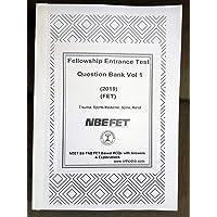 FNB FET Question bank Spine trauma Sports medicine