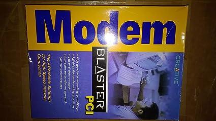 CREATIVE Modem Blaster v90 PCI Treiber Herunterladen