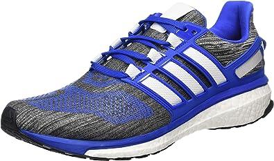 adidas Energy Boost 3, Zapatillas de Running para Hombre, Multicolor (Blue/FTWR White/Core Black), 50 2/3 EU: Amazon.es: Zapatos y complementos