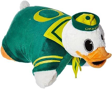 Amazoncom Ncaa Oregon Ducks Pillow Pet Sports Outdoors