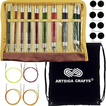 3 Pack Knitter/'s Pride Knitting Needle Case