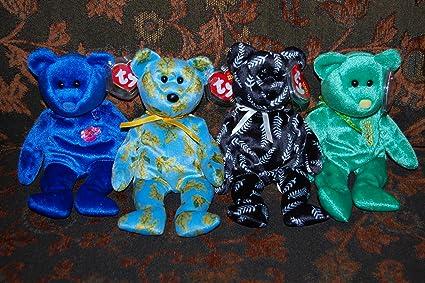 ASIA PACIFIC BEARS ***TY BEANIE BABIES***