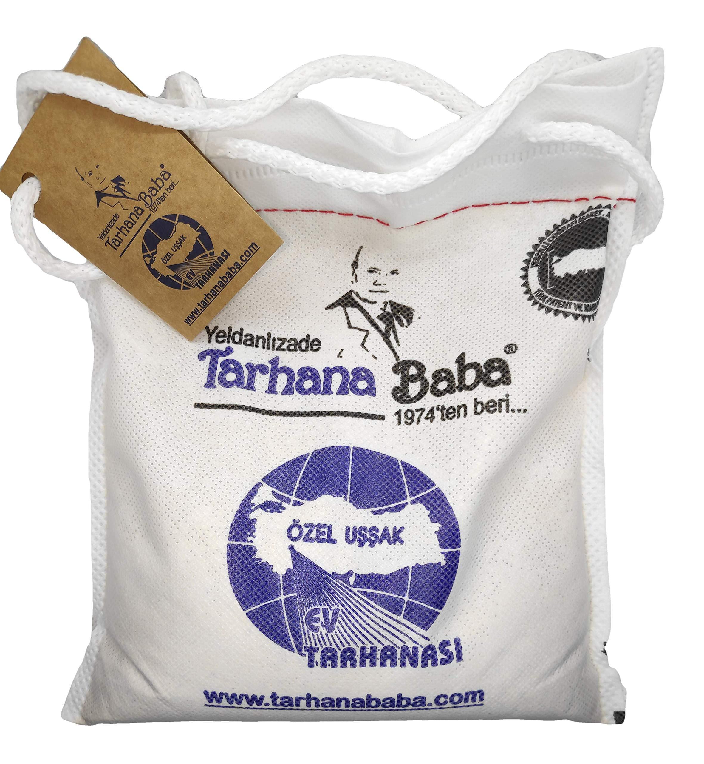Tarhana Baba Turkish Food Grocery Homestyle Sour Trahana Dry Vegetarian Soup Mix (Tarhana soup, 1.1 LB)