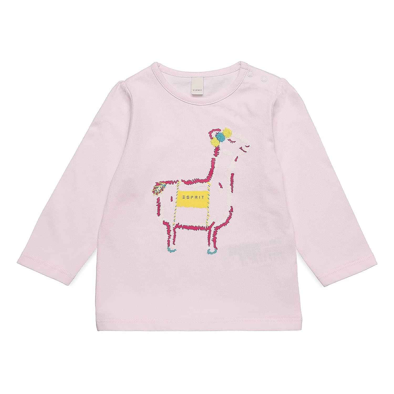 ESPRIT Kids Baby Girls' Longsleeve T-Shirt RK10031