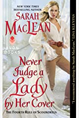 Never Judge a Lady by Her Cover: The Fourth Rule of Scoundrels (Rules of Scoundrels Book 4) Kindle Edition