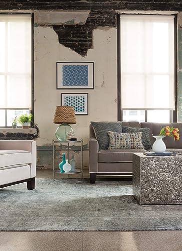 Loloi Nyla Collection Area Rug, 3 -3 x 5 -3 , Slate